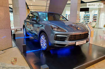 Porsche Cayenne 2019 в Днепр (Днепропетровск)