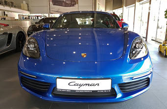 Porsche Cayman 718 2.0 AT (300 л.с.) 2018
