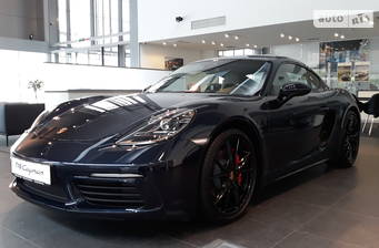 Porsche Cayman 718 S 2.5 AT (350 л.с.) 2018