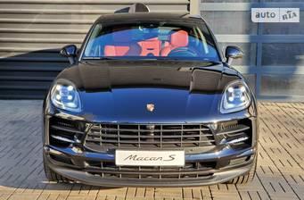 Porsche Macan S 3.0 PDK (354 л.с.) 2019