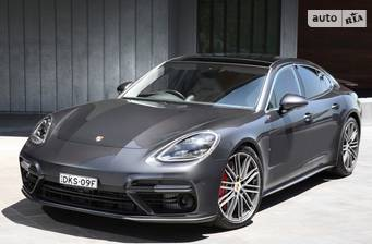 Porsche Panamera Turbo Executive 4.0 PDK (550 л.с.) 2018