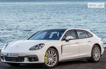 Porsche Panamera Sport Turismo 4 E-Hybrid 2.9 PDK (462 л.с.) 2018