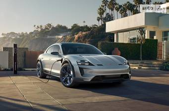 Porsche Taycan Cross Turismo 600 л.с. 2020