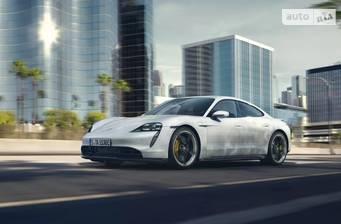 Porsche Taycan 600 л.с. 2020