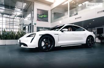 Porsche Taycan 2019