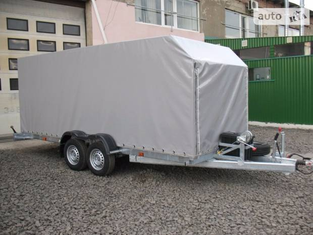 Pragmatec A8 Truck