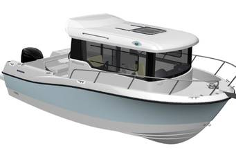 Quicksilver 675 Pilothouse 6.5m 2018