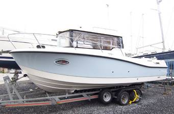 Quicksilver 755 Pilothouse 7.3m 2018