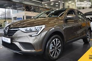 Renault Arkana 1.6 CVT (114 л.с.) Zen 2020