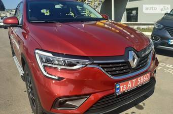 Renault Arkana 2020 Intense