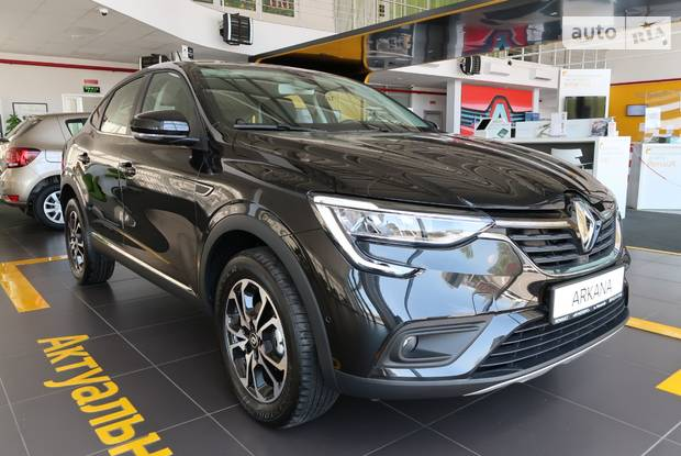 Renault Arkana Intense