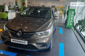 Renault Arkana 1.3 TCe CVT (150 л.с.) 4WD 2020