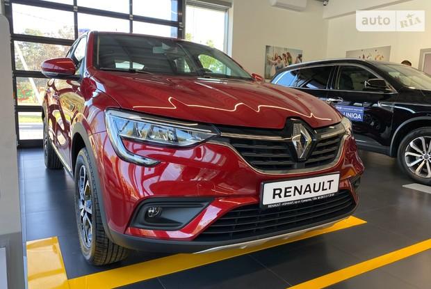? Знижка на автомобіль Renault Arkana!