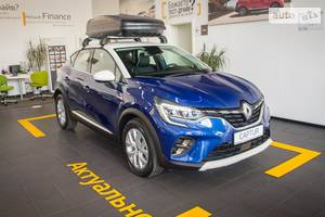 Renault Captur 1.3 TCe 7-EDC (130 л.с.) Zen 2021