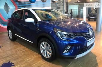 Renault Captur 1.3 TCe 7-EDC (130 л.с.) 2021