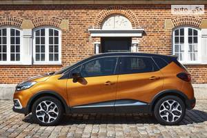 Renault Captur New 1.5D АТ (90 л.с.) Intense 2019
