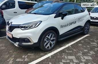 Renault Captur New 1.2 АТ (115 л.с.) Intense 2017