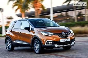Renault Captur New 1.2 АТ (115 л.с.) 2018