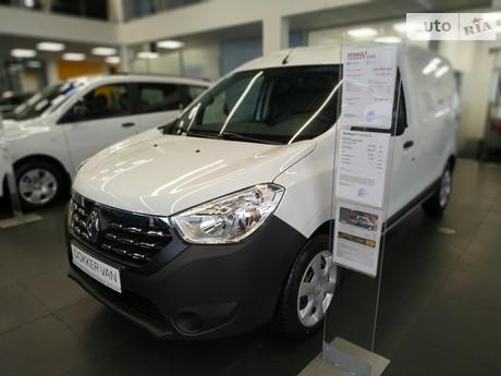 Renault Dokker груз. 2020