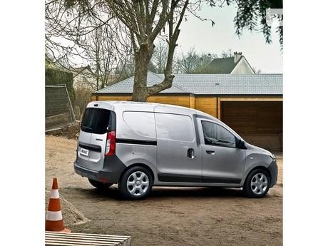 Renault Dokker груз. 2021