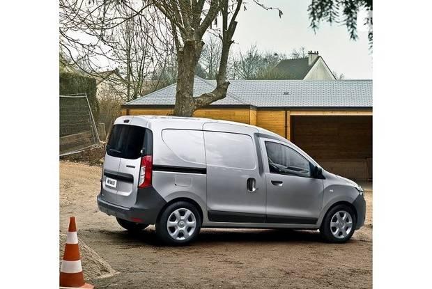 Renault Dokker груз. Authentique