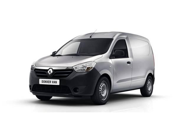 Renault Dokker груз. Acces