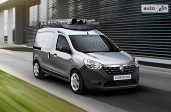 Renault Dokker груз. 1.6 MT (84 л.с.) 2018