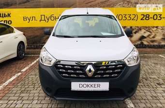 Renault Dokker груз. Authentique 2019