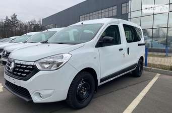 Renault Dokker пасс. 2020 в Киев