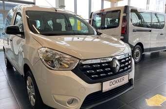 Renault Dokker пасс. 2021 в Киев