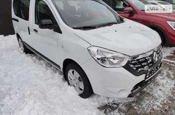 Renault Dokker пасс. 2020 в Луцк