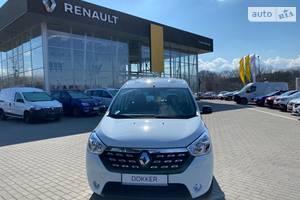 Renault Dokker пасс.