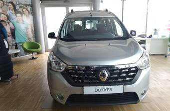 Renault Dokker пасс. 2021 Expression