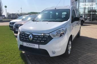 Renault Dokker пасс. 1.6 МТ (84 л.с.) 2021