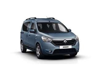 Renault Dokker пасс. 1.6 МТ (84 л.с.) Expression 2018