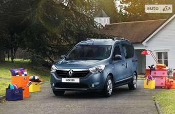 Renault Dokker пасс. Expression 2018