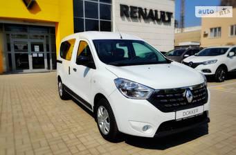 Renault Dokker пасс. 1.6 МТ (84 л.с.) 2020