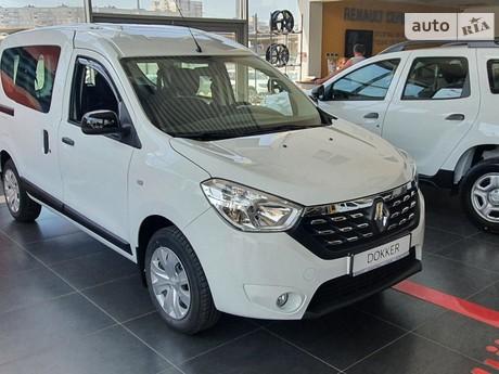 Renault Dokker пасс. 2021