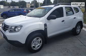 Renault Duster 2021 Life