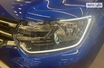Renault Duster 2020 Ultramarine