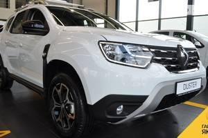 Renault Duster 1.6 MT (115 л.с.) AWD Ultramarine 2021