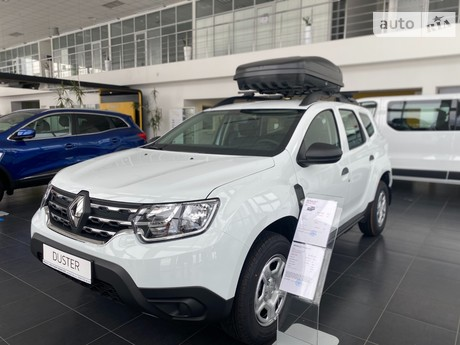 Renault Duster 2021