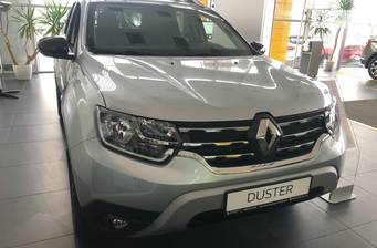 Renault Duster 1.6 MT (115 л.с.) 2021