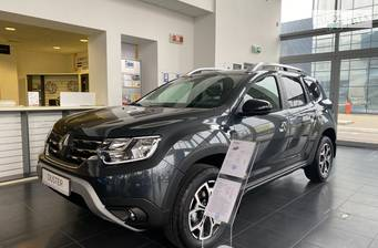 Renault Duster 1.5 D EDC (110 л.с.) 2021