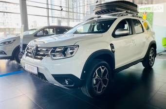 Renault Duster 1.5 D MT (110 л.с.) AWD 2021