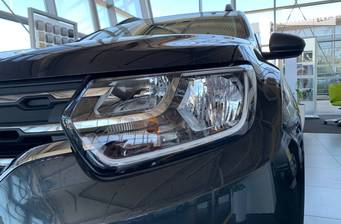 Renault Duster 2021 Zen