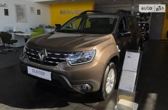Renault Duster 1.5 D MT (110 л.с.) 2021