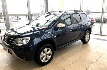 Renault Duster 1.5 D MT (110 л.с.) 2018