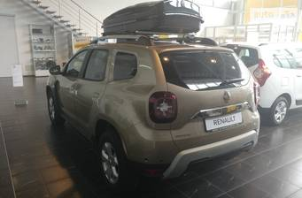 Renault Duster 1.5 D MT (110 л.с.) AWD 2018