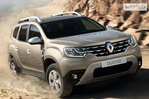 Renault Duster 1.5 D MT (110 л.с.) AWD Life 2020
